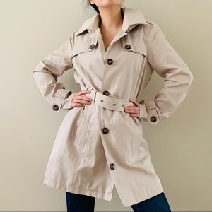 Tommy Hifilger Trench Coat